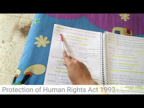 Protection of Human Rights Act 1993
