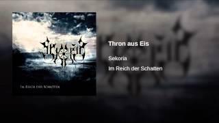 Thron aus Eis