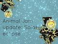 Animal jam update: Omg it's nighttime :OO