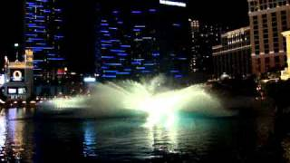 Download BELLAGIO FOUNTAINS IN VEGAS - MY HEART WILL GO ON MP3 song and Music Video