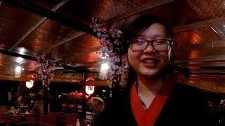 おっさんの一人旅 VIETNAM/CHINA-23 ベトナム、中国旅行 サパの赤提灯で晩飯。