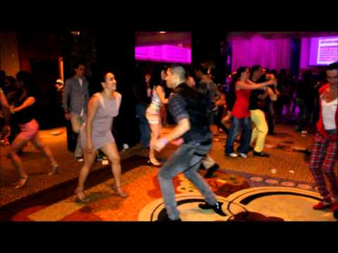 Brandon Carretero & Melanie Castillo - New York Int'l Salsa Congress 2012 (Social Dancing,Sun - 9/2)