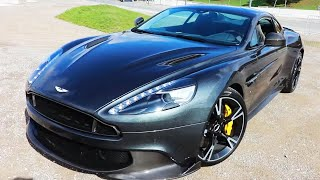Aston Martin Vanquish S Ultimate - jedyny taki w Polsce