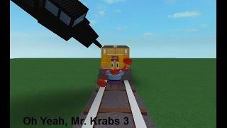 ROBLOX: Oh Yeah, Mr. Krabs! 3
