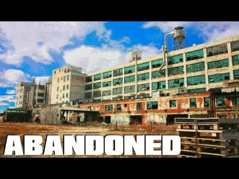 ABANDONED Fisher Body Plant 21 - Detroit, MI