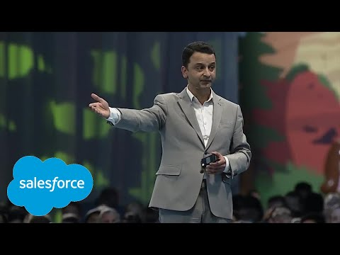 Salesforce Analytics Keynote: Complete Analytics Powered by Einstein
