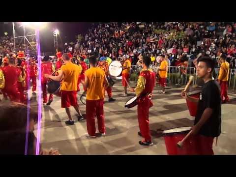 Carnaval en Vicente Lopez 2014 Parte 2
