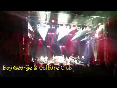 Boy George & Culture Club concert short...