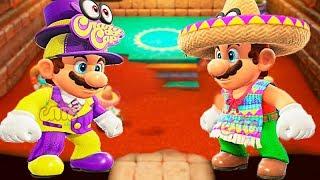 СУПЕР МАРИО ОДИССЕЙ #28 мультик игра для детей на СПТВ Super Mario Odyssey Детский летсплей