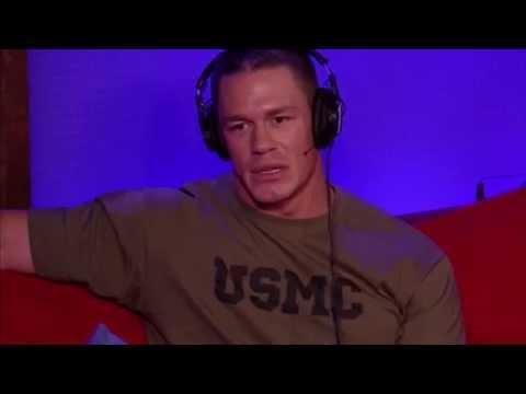 John Cena shoots on Chris Kanyon