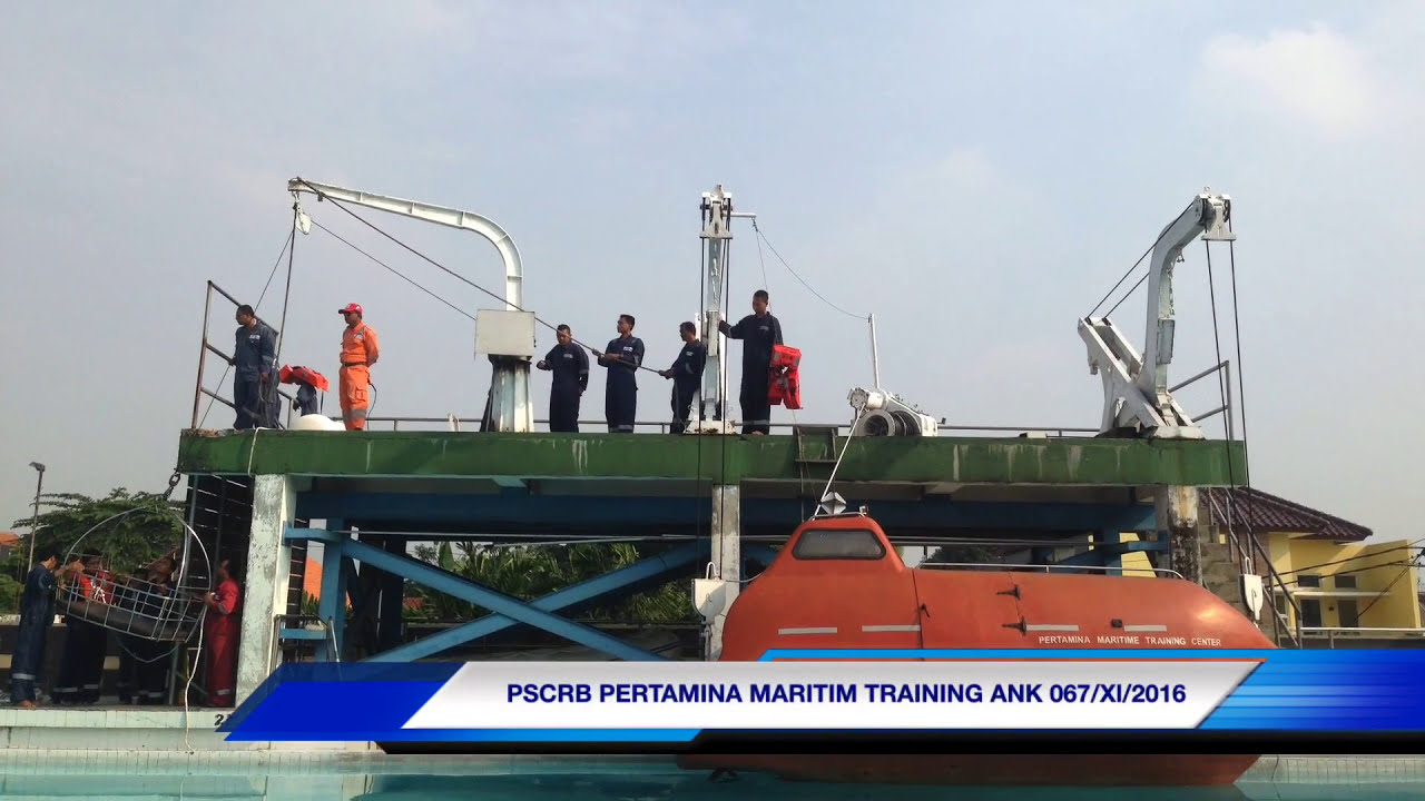 PERTAMINA MARITIME TRAINING CENTER - YouTube