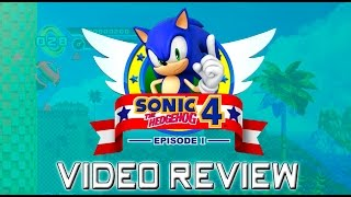 SXS - Sonic the Hedgehog 4: Episode 1 - Video Review