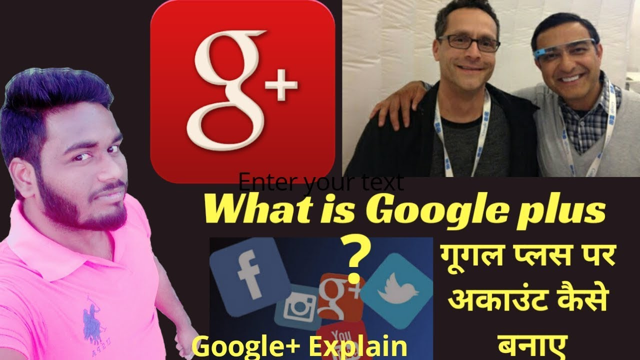 how to create a national google plus account