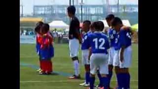 第35回在日朝鮮初級学校中央サッカー大会 育成1部決勝 京都 対 東海