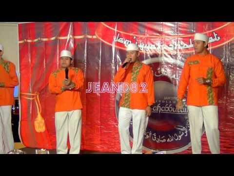 SUARA MERDU MAHABBATAIN GROUP & H.A YANI PAYUNG SHOLAWAT DI HONGKONG JEAND82