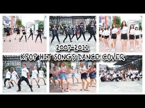 20072011 KPOP HIT SONGS DANCE  from TAIWAN