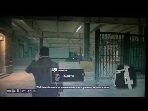 Watch Dogs (PS3) Playthrough Pt9 Unknown Crank Call