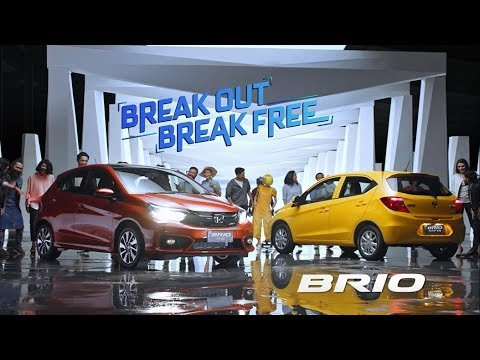Video All New Honda Brio