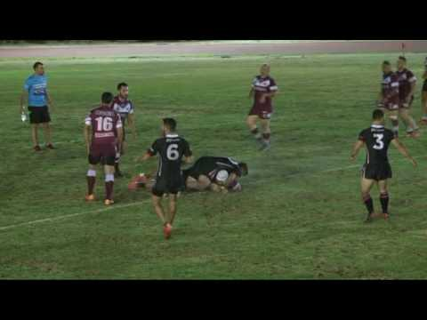 Greek Rugby League Review Grand Final 2016: Rhodes Knights - Aris Eagles