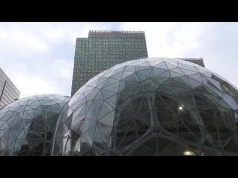 Amazon's Impact On Seattle   Los Angeles Times