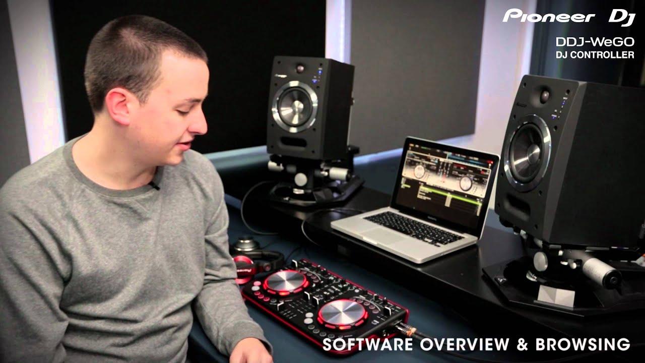 Pioneer DDJ-WeGO-V DJ System Driver Download