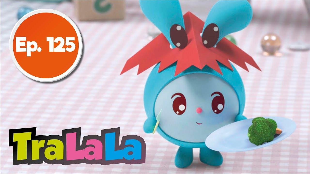 BabyRiki - Dragonul înfometat (Ep. 125) Desene animate | TraLaLa