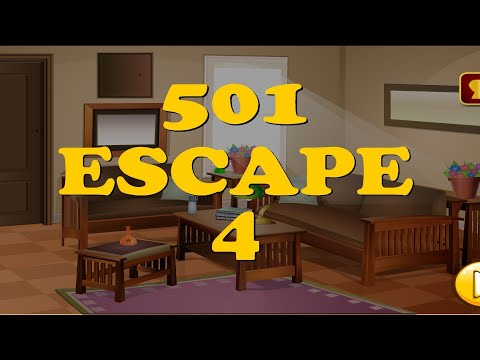 501 Free New Room Escape Games Level 4 Walkthough Up To