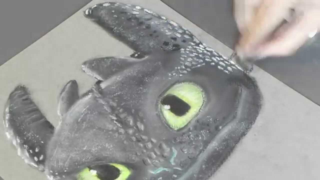 Imagenes De Chimuelo Para Pintar: Chimuelo De Como Entrenar A Tu Dragon Dibujo Imagui