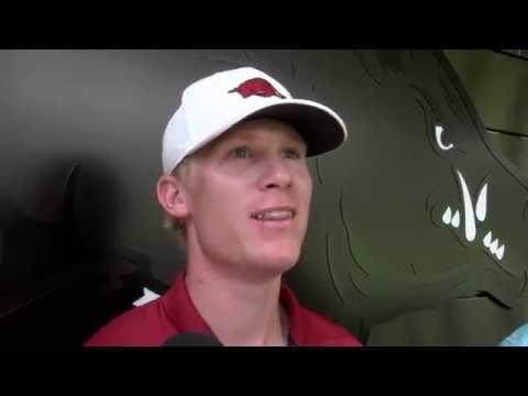 Tyson Reeder Pre Austin Golf Regional Interview 5 2 19 Youtube