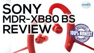 Sony MDR-XB80BS Review - Powerbeats 3 Beaters?