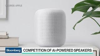 Alibaba Unveils Echo-Like Device in Challenge to Amazon