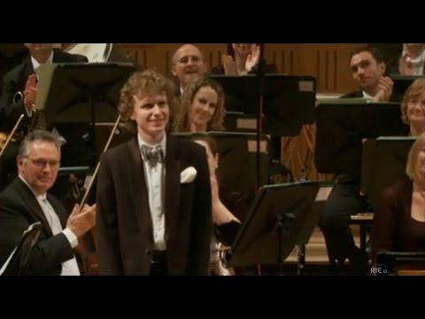 Rachmaninov Piano Concerto No.3 Nikolay Khozyainov Dublin 2012