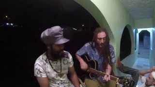 Cian Finn, Warrior King & Jah Lex - Education (Acoustic) Kingston, Jamaica