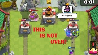 giant poison goison how to beat it clash royale