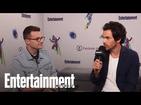 'Salvation's Santiago Cabrera On The 's Relevance In Season 2  SDCC 2018  Entertainment Weekly