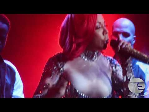 Tiny of Xscape Performs What The F You Gon Do
