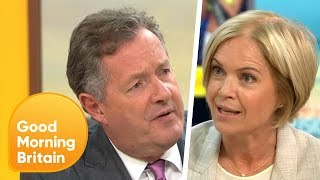 Piers and Mariella Frostrup Clash on Double Standards Between Men and Women | Good Morning Britain