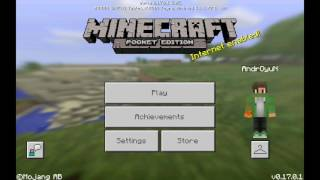 Minecraft PE 0.17.0.1 - END DIMENSION GÜNCELLEMESİ ÇIKTI! - MCPE 1.0