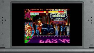 Street Fighter II Turbo: Hyper Fighting New 3DS Virtual Console trailer