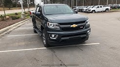 2019 Chevrolet Colorado Z71 Walkaround  Review and Features