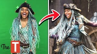 Descendants 2 Movie Before And After Special Effects