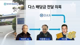 "'MB 아들' 다스 주주 아닌데도 ""매년 6억 배당금"""