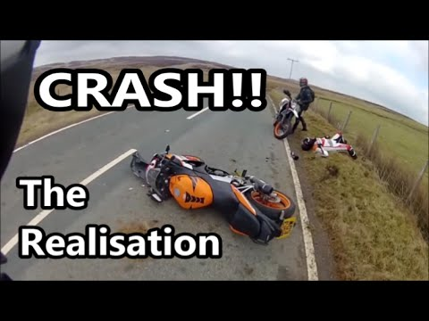Motorcycle Crash - The Realisation