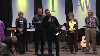 I AM series part 2 - Pastor Barry Campbell
