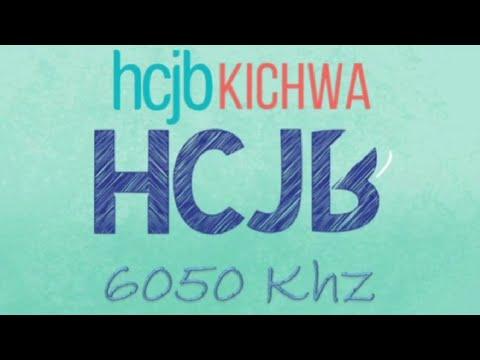 HCJB La Voz de Los Andes - Quito Ecuador - 6050 Khz - Kichwa