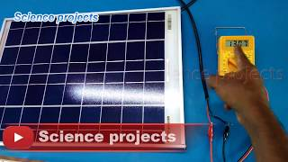How to Install Blocking Diode to Solarpanel Blocking and By Pass Diodes | Easy Science projects