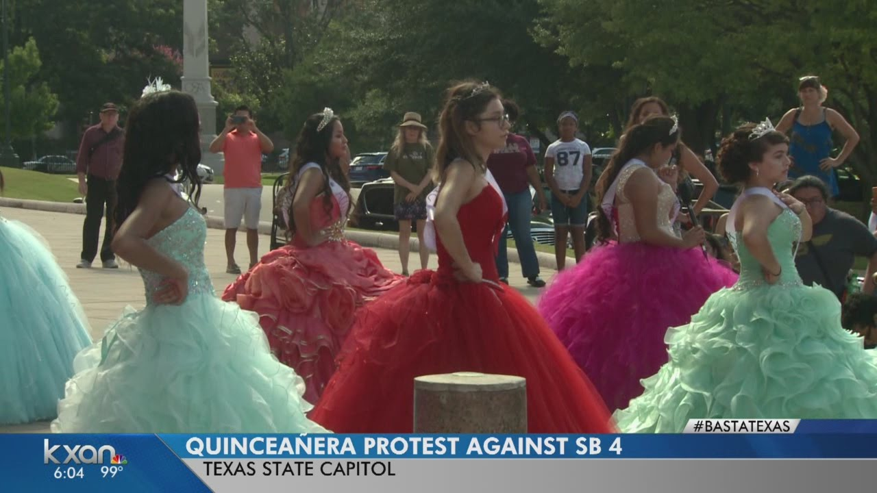 5fab612d12b Quinceañera celebration highlights Latino contribution to Texas ...