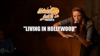 Living in Hollywood - Natasha Pearl Hansen