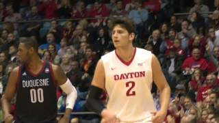 Postgame: Dayton Men's Basketball vs Duquesne