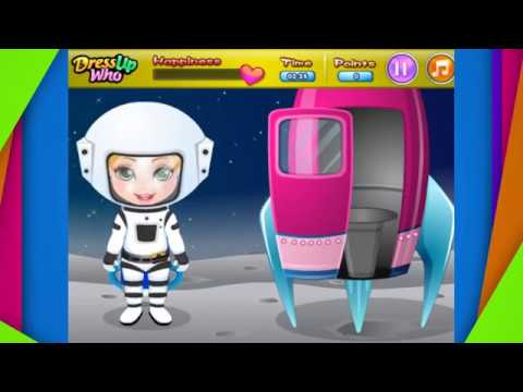 Girl Games - Baby Madison Space Adventure